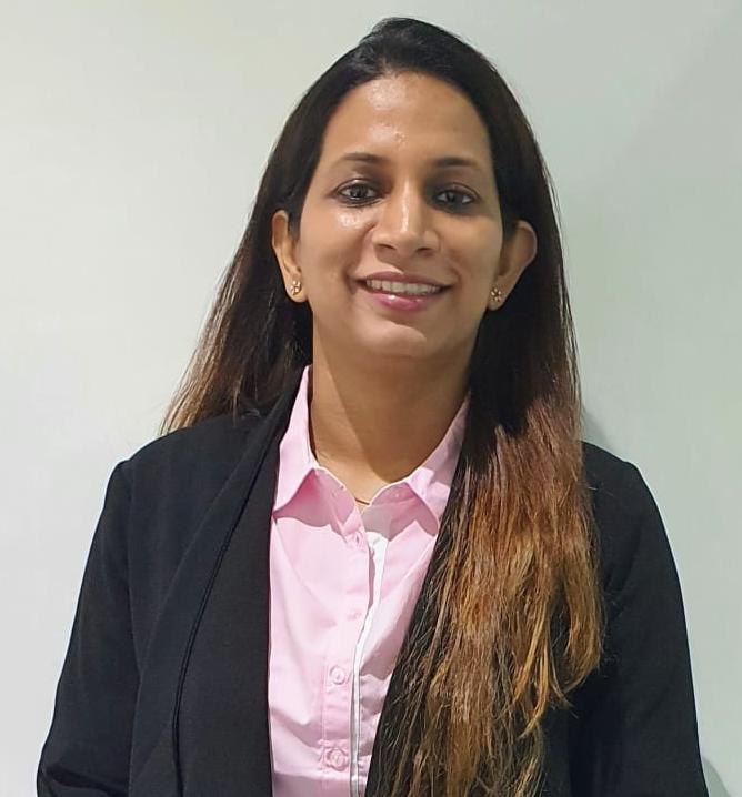 Ms. Vanishree Visrodia