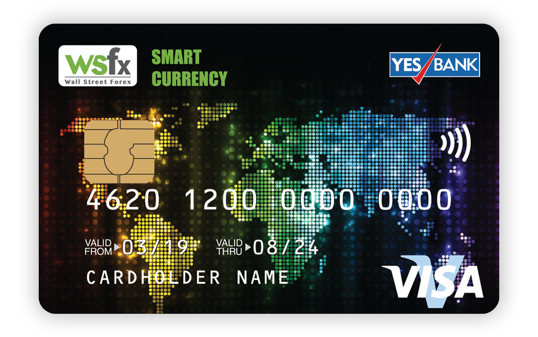 Smart Currency Card